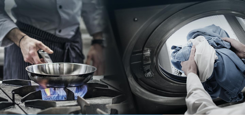Ricambi per cucine e lavanderie professionali